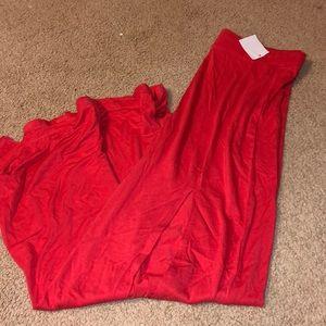 45311f7ed4 Charlotte Russe Maxi Skirts for Women | Poshmark